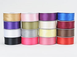 Satin Ribbon Wired Edge 25 Yards
