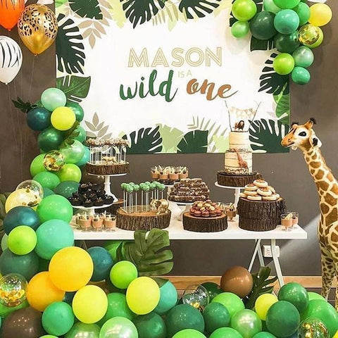 Animal Themed Birthday