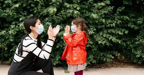 How To Talk To Your Children About Masks?