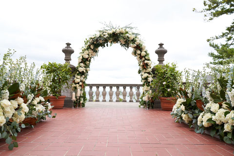 Natural Ceremony Arch