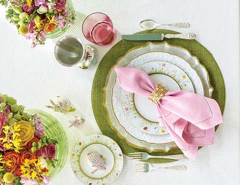 4. Use Perfect Tablescape