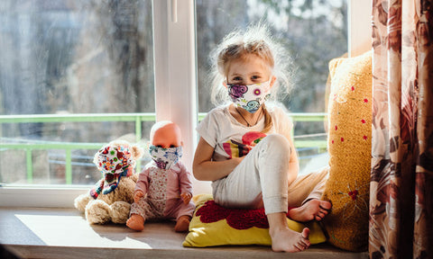 What You Need To Know About Mask and How to Introduce Them to Your Family?