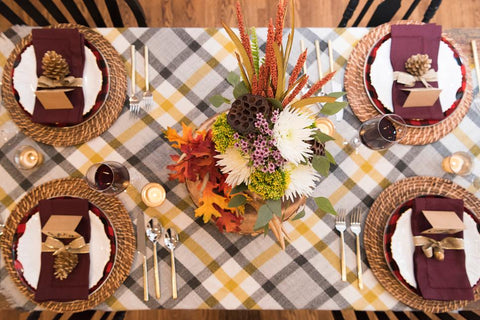 Styling Tips for Setting up Your Table like a Dinner Party Pro
