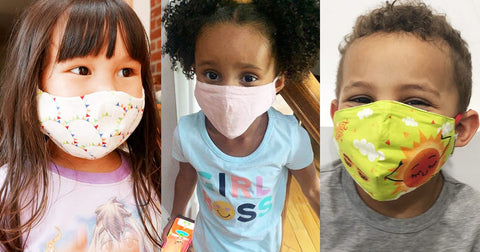 What Kind of Face Masks Should Your Kid Wear?