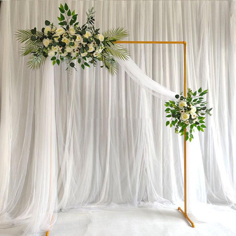 Tips to Make a Tulle Wedding Backdrop