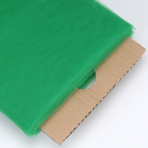 Emerald 54 Inch Premium Tulle Fabric Bolt ( W: 54 inch | L: 40 Yards )