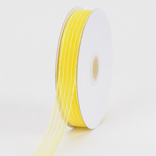 Daffodil - Corsage Ribbon - ( 5/8 inch | 50 Yards )