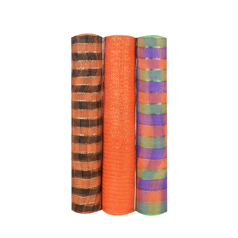 The Witch Mesh Set - Pack of 3 ( 21 Inch x 10 Yards ) - XB91719*XB90519*XB92008