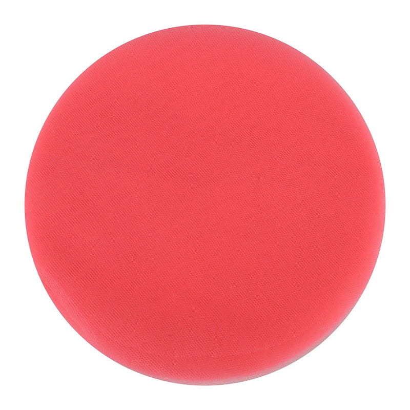 Coral - Premium Tulle Circle - ( W: 9 inch | L: 25 Pieces )