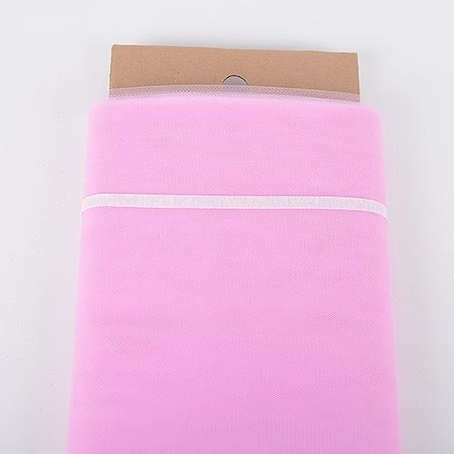 Hot Pink - 54 Inch Premium Quality Nylon Tulle Fabric Bolt ( W: 54 inch | L: 40 Yards )