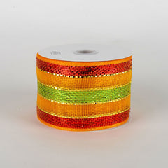 Laser Metallic Mesh Ribbon