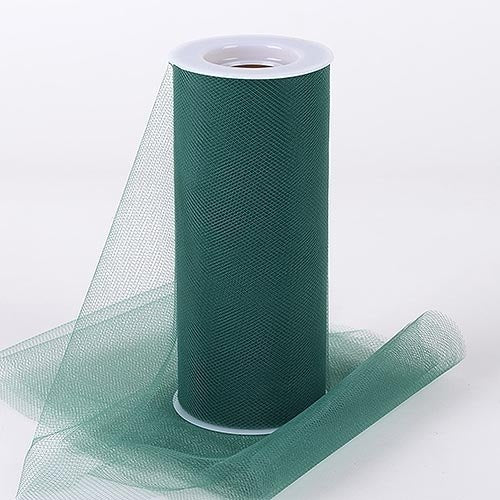 Hunter - Premium Tulle Fabric ( 6 Inch | 25 Yards )