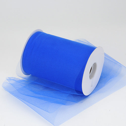 Royal Blue Premium Tulle 100 Yards ( W: 6 Inch | L: 100 Yards )