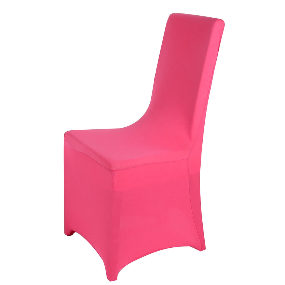 Fuchsia- Spandex Banquet Chair Cover - ( Spandex Banquet Chair Cover )