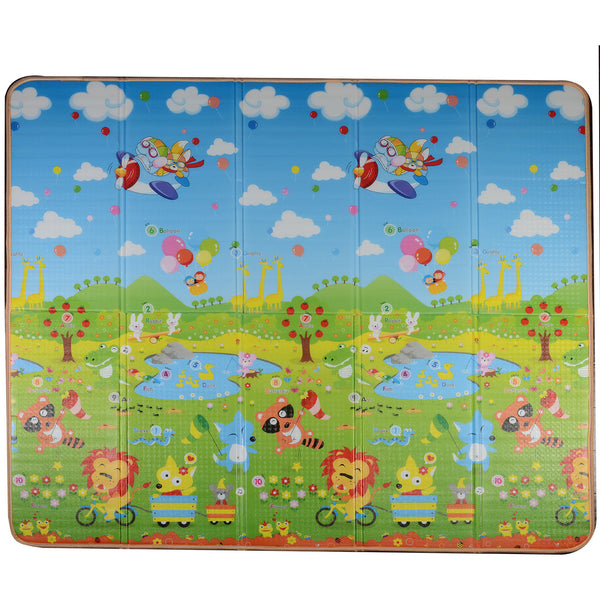 BABY FLOOR PLAYMAT #02