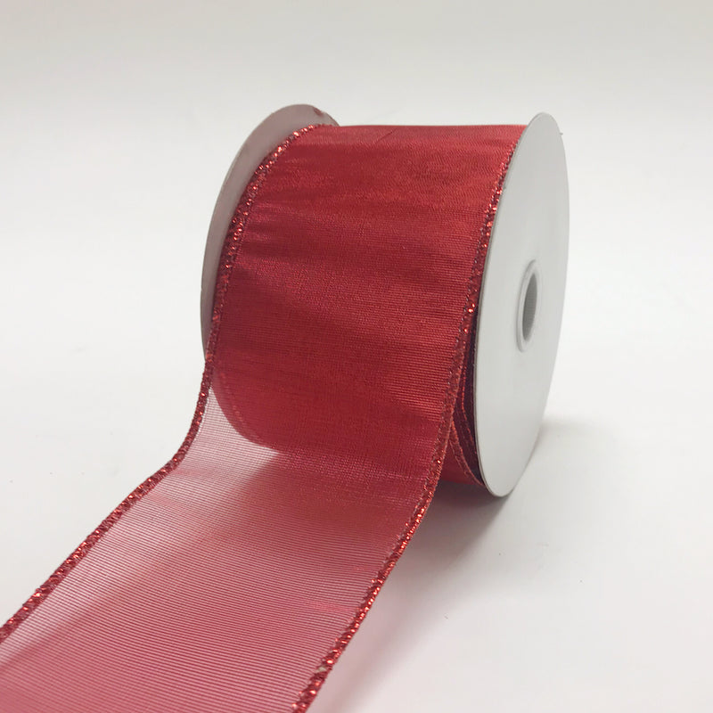 Christmas Ribbon ( 2-1/2 Inch x 10 Yards ) - 51214012