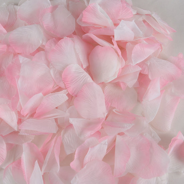 Light Pink - Silk Flower Petal - ( 400 Petals )