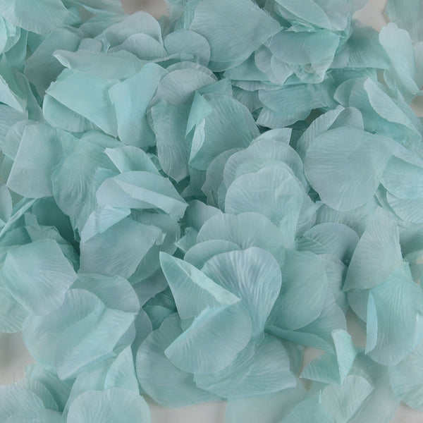 Mint - Silk Flower Petal - ( 400 Petals )