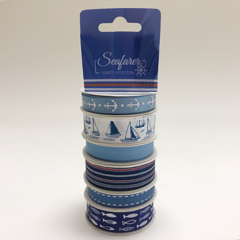Marine DIY Ribbon Gift Set