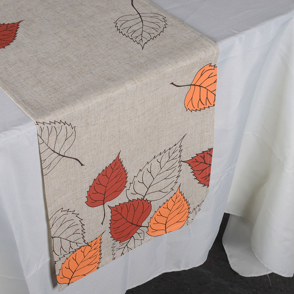 Fall Collection 13x90 Inch Table Runner F02