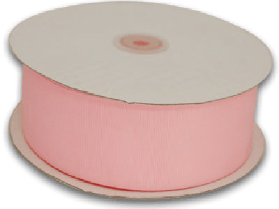 Light Pink - Grosgrain Ribbon Solid Color 25 Yards - ( W: 1-1/2 inch | L: 25 Yards )