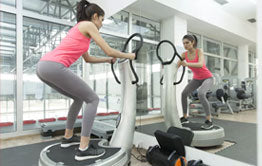 Why are more women including whole body vibration machines in their workout routine?