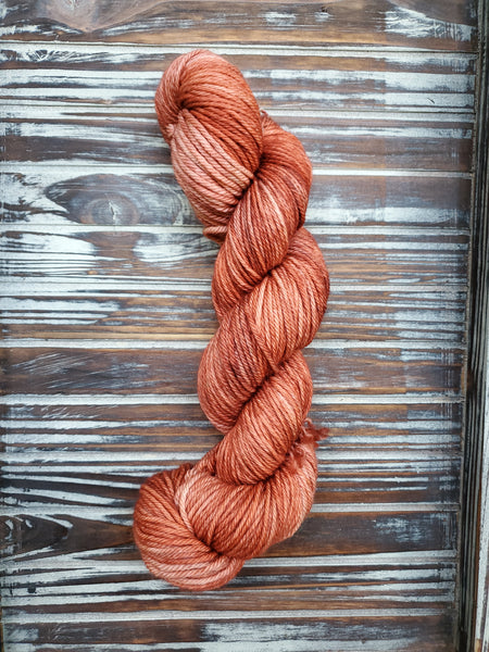 Mulberry 100g Superwash Merino Worsted 218 yards
