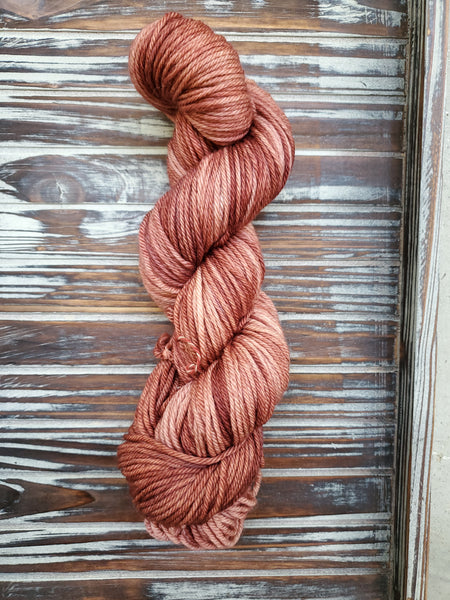 Currant 100g Superwash Merino Worsted 218yards