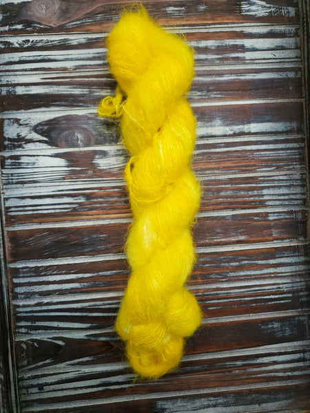 Sun Dance 50g Baby Suri Alpaca 74%/Silk 26% Lace 328 yards