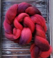 Buffalo Plaid 4oz Merino Roving