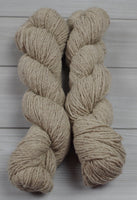 CVM/Angora DK Weight Yarn 100g 176yards Natural Color Cream undyed yarn