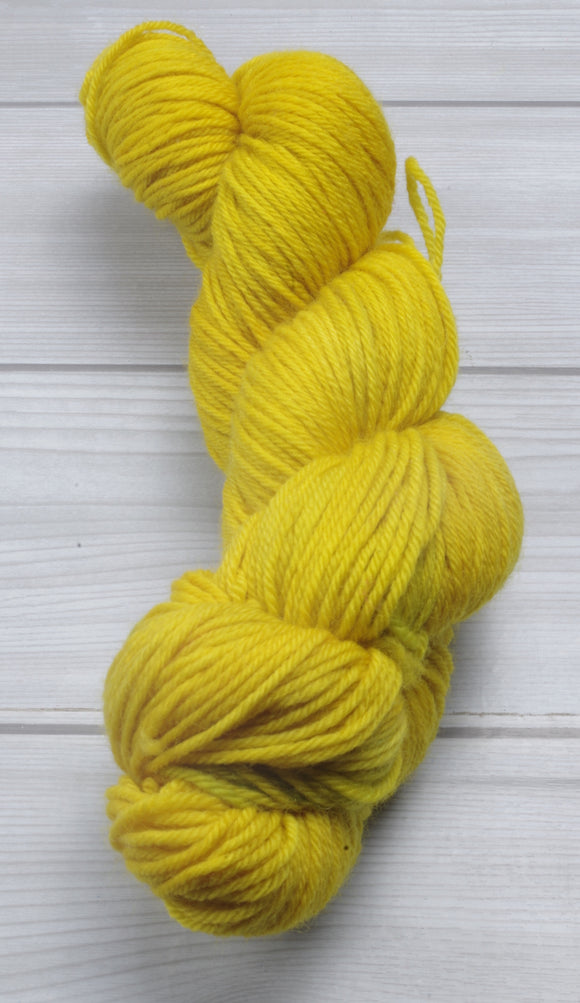 Goldenrod - Superwash Bluefaced Leicester Sport