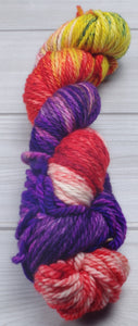 Mayvara, Dragoness of the Sun - Superwash Merino Bulky