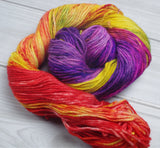 Mayvara, Dragoness of the Sun - Superwash Merino Worsted