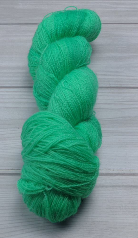 Nephrite - Superwash Merino Lace