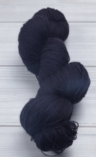 Onyx - Superwash Merino Lace