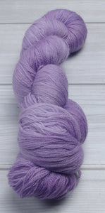 Summer Lavender - Superwash Merino Lace