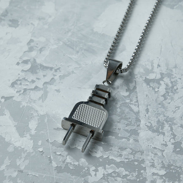Plug Necklace