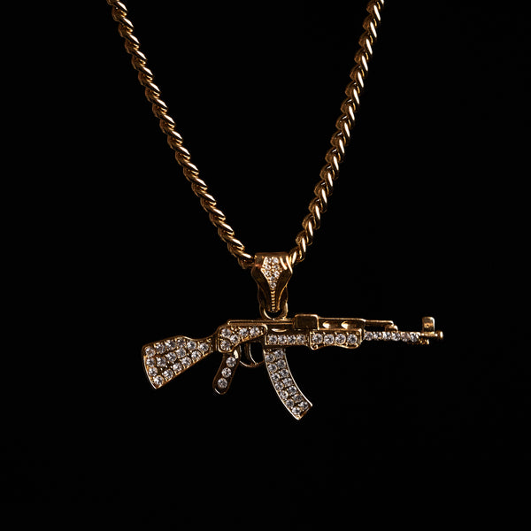 Rifle Necklace