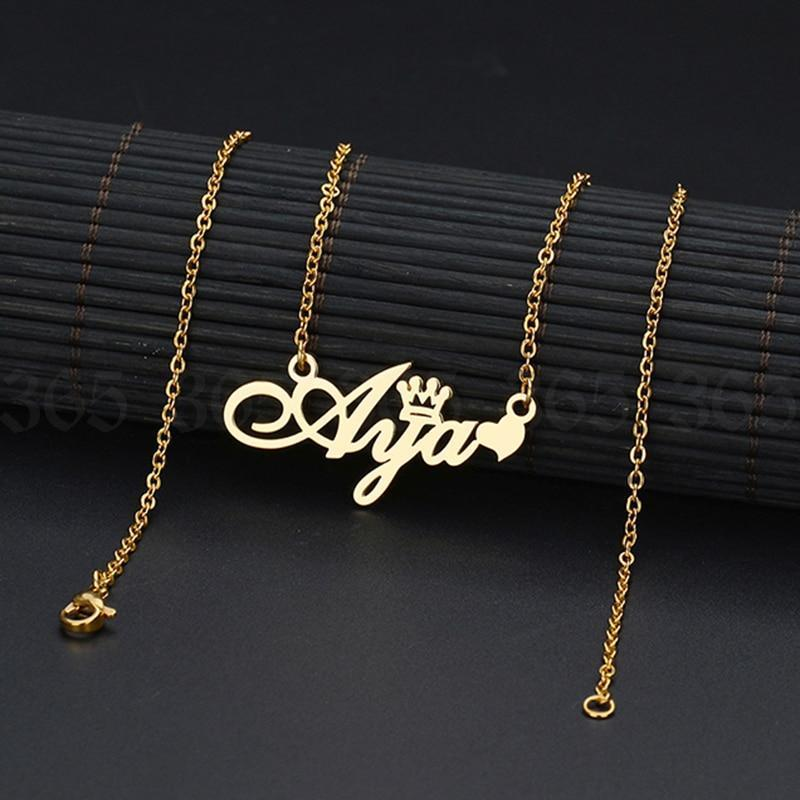Custom Italicized Necklace-King's Jewelers-Custom-Hip-Hop-Jewelry