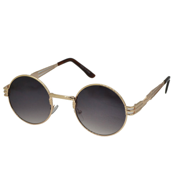 Lennon Gold Sunglasses-King's Jewelers-Custom-Hip-Hop-Jewelry