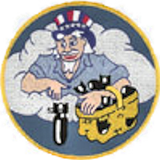 524th Bombardment Squadron Emblem