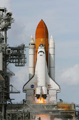 Space Shuttle Atlantis Launch STS-122