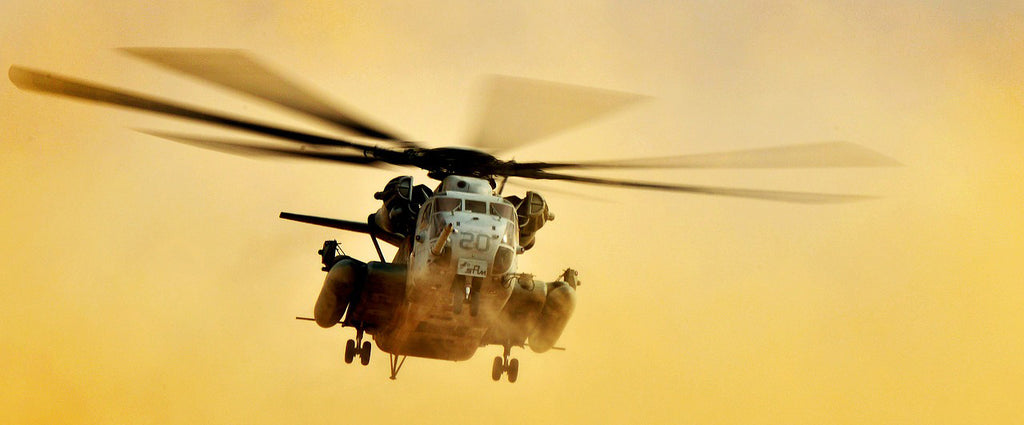 Military Helicopters CH-53E