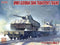 "Tank Transport Train With E-75 Heavy Tank & E-50 Medium Tank Germany "" 1946"" 1:72 Scale Model Kit By Modelcollect"