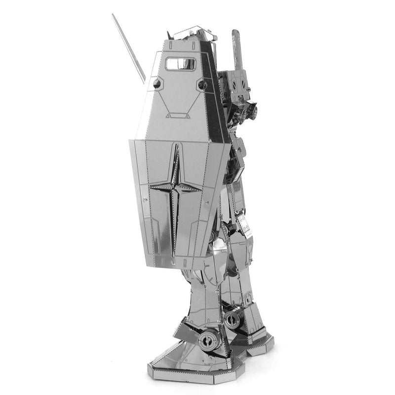 RX-78-2 Gundam  Metal Earth Iconx Model Kit Left Side View
