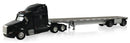 Promotex Peterbilt 587 Truck with Spread Axle Highboy 1:87 Scale