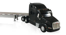 Promotex 1:87 Scale Peterbilt 587 Truck with Highboy Trailer