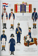 Napoleonic Wars French Line Infantry Officer Uniforms