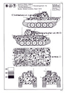 PzKpfw V Panther Ausf. G 1/72 Scale Model Kit Instructions Page 6
